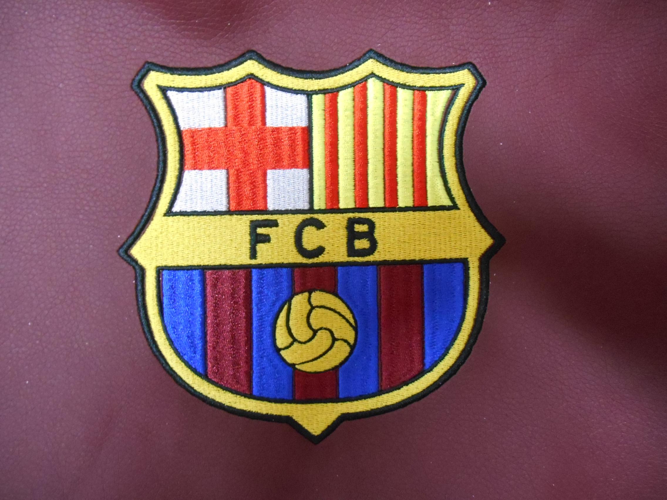 Эмблема футбольный клуб Барселона