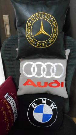 подушка вышивка Калининград