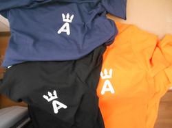 Вышивка логотип одежда Калининград