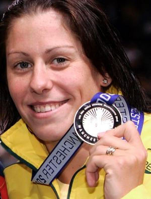 Jade Edmistone, Australian Swimming Champion, Agency X, Australian Swimmer,