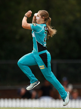 Haidee Birkett WBBL Brisbane Heat