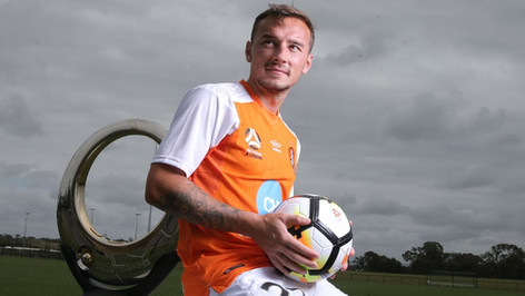 Eric Bautheac, Brisbane Roar, French Footballer, Foreign Footballer, Agency X,