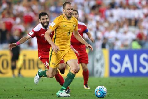 Matthew Jurman, Socceroo, Professional Football Player, Australian Footballer,