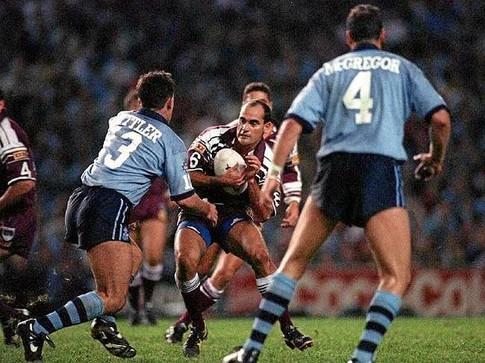 Dale Shearer, Australian Rugby League Player, NRL, Agency X,