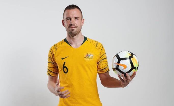Matthew Jurman Agency X Talent Australian Socceroo Footballer