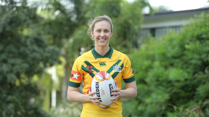 Karina Brown Australian Rugby League Player Agency X Talent