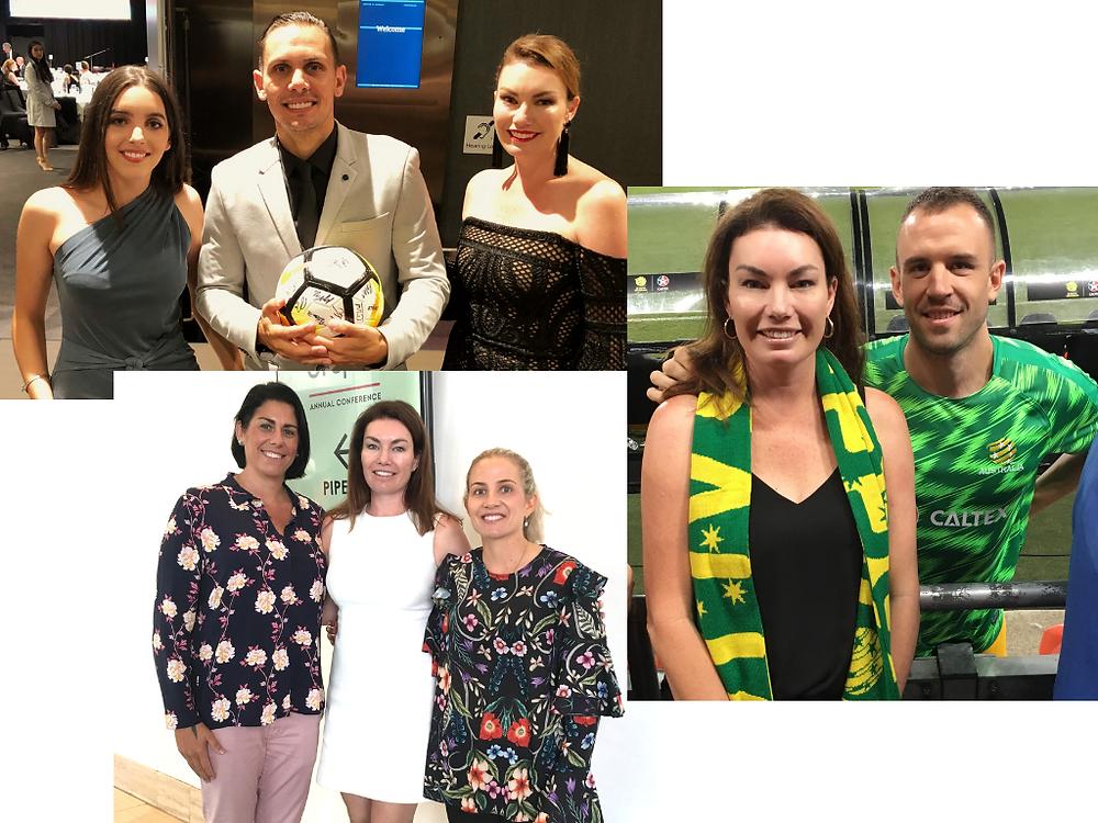 Agency X Brand Agency, Carlie Green-Medina, Jade North, Matthew Jurman, Jade Edmistone, Jodie Fields