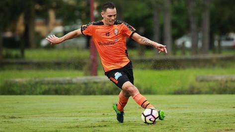 Jade North, Brisbane Roar, Football Player, Former Socceroo,