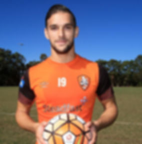 Jack Hingert, Brisbane Roar, Professional Football Player, Brisbane Speakers, Athlete Speakers, Agency X Talent