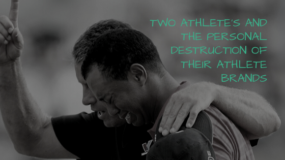 Agency X Blog TTwo Athletes and the personal destruction of their athlete brands