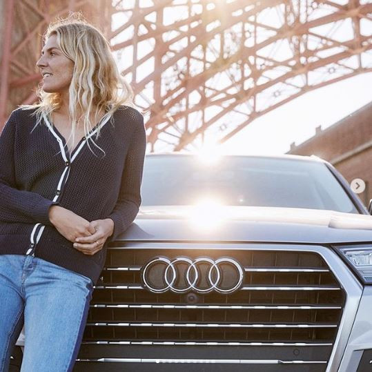 Stephanie Gilmore, Audi Australia, Steph Gilmore, Athlete Endorsement, Agency X Talent Blog,