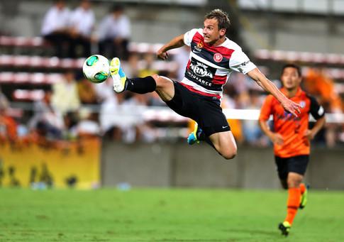 Brendon Santalab, Western Sydney Wanderers, Agency X Talent, Professional Football Player,