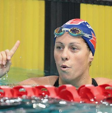 Jade Edmistone Australian Swimming Commonwealth Games Gold Medalist