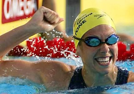 Jade Edmistone, Australian Swimming Champion, Gold Medalist, Australian Swimmer, Agency X,