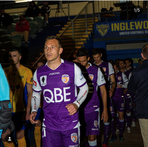 Brendon Santalab, Perth Glory, Australian Footballer, A-League,
