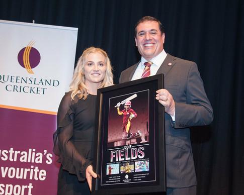 Jodie Fields, Guest Speaker, Former Australian Cricket Captain, Motivational Speaker, Agency X, Queensland Cricket, Women In Sport, Queensland Sports Women Of The Year,