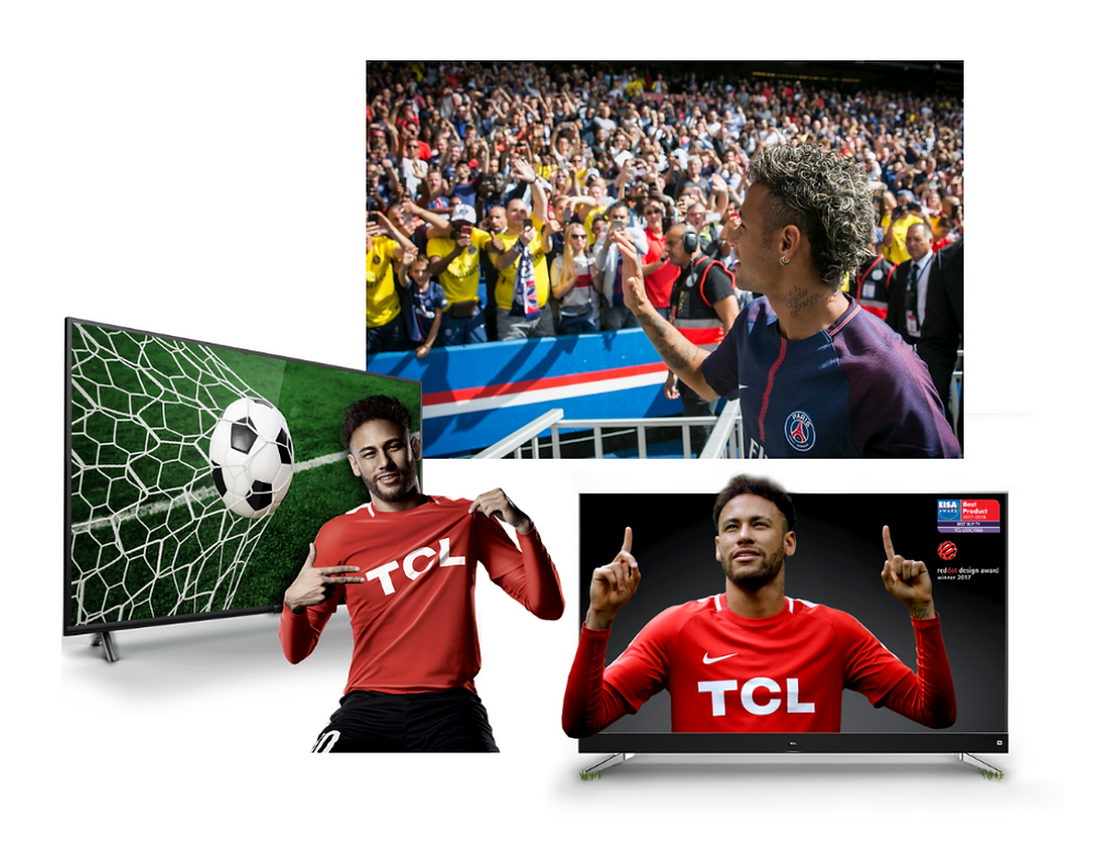 AXT BLOG / Three Powerful Ways Brands Can Work With Athletes, Neymar Jnr, Football