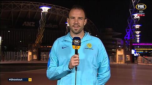 Matthew Jurman, Socceroo, Media, Socceroos, Fox Sports, Agency X, Australian Footballer,