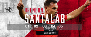 Brendon Santalab Agency X Talent Perth Glory A-League Footballer