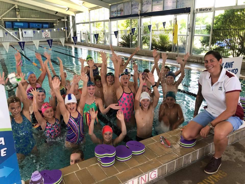 Jade Edmistone ONCORE Agency X Talent Australian Swimmer Athlete