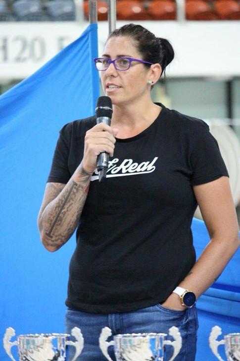 Jade Edmistone, Get Real Ambassador, Guest Presentor, Agency X, Motivational Speaker,