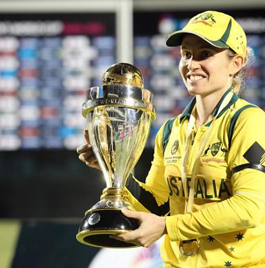 Jodie Fields Australian Womens Cricket Captain