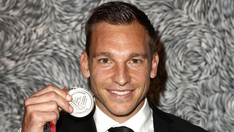 Brendon Santalab, Western Sydney Wanderers, Player of the Year, Footballer,