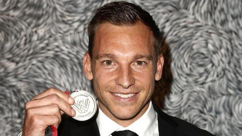 Brendon Santalab, Western Sydney Wanderers, Player of the Year, Footballer,