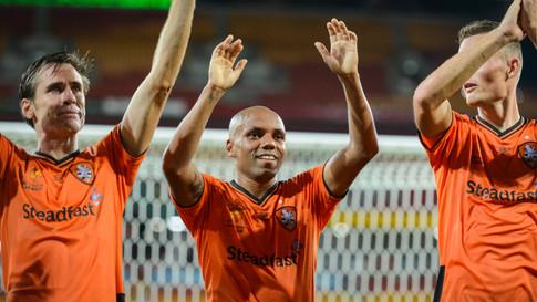 Henrique, Riki, Brisbane Roar, A-League Footballer, Agency X,