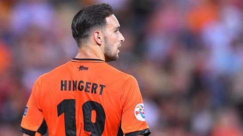 Jack Hingert, Brisbane Roar, Australian Footballer, Agency X, A-League Footballer, Australian Athlete
