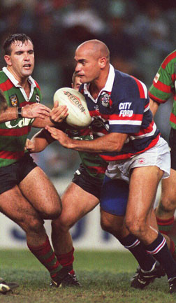 Dale Shearer, NRL, Rugby League Player, Agency X,