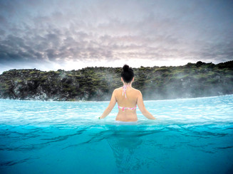 Visiting Iceland's Blue Lagoon