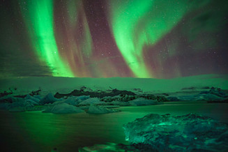 Guide to Finding the Northern Lights in Iceland