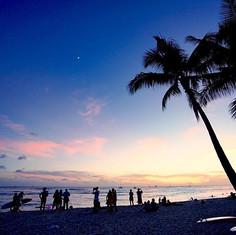 Goodnight Waikiki