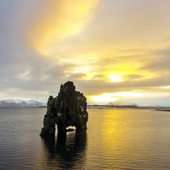 Dinosaur Rock, Iceland