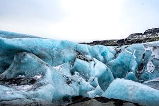 Glacier Climbing in Iceland