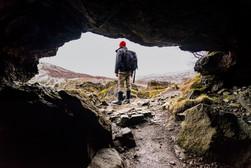 Iceland Glymur Waterfall Trail