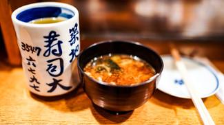 Breakfast at Sushi Dai