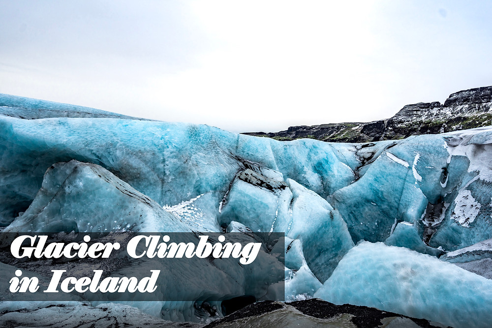 Sólheimajökull Glacier Iceland Ice Climb & Hike