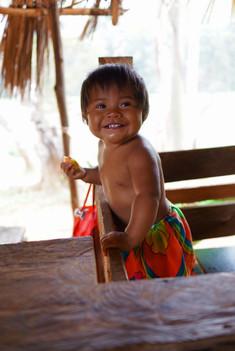Embera Tribe in Panama