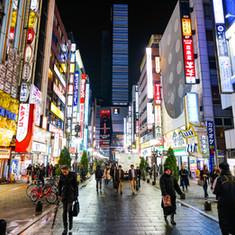 Tokyo Lights, Japan