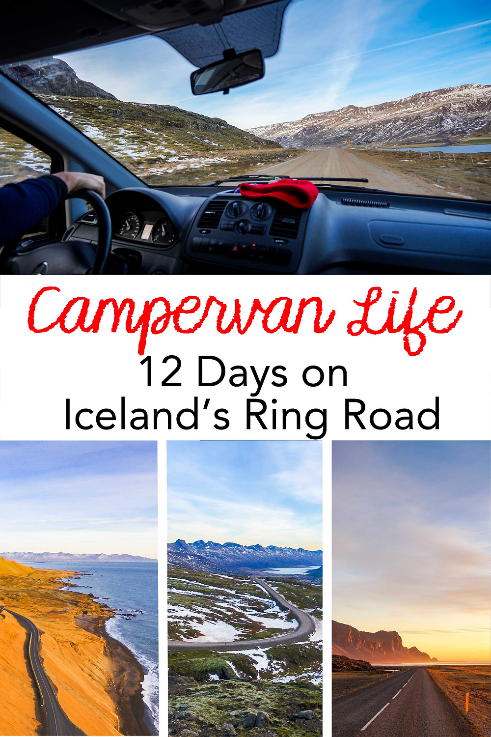 Campervan Life: 12 Days on Iceland's Ring Road