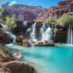 Navajo Falls, Arizona