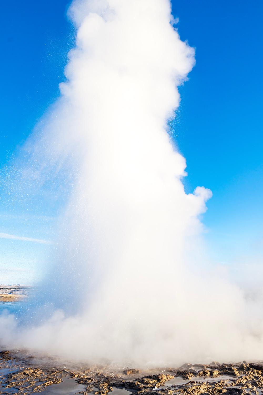 Iceland's Golden Circle - Strokkur Geyser