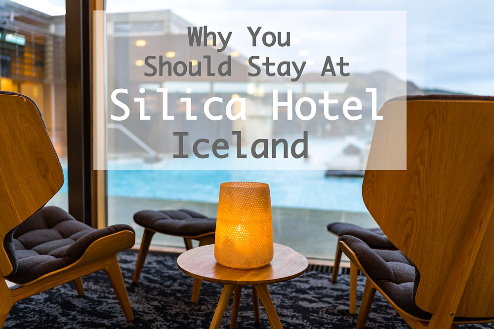 Blue Lagoon Silica Hotel in Iceland
