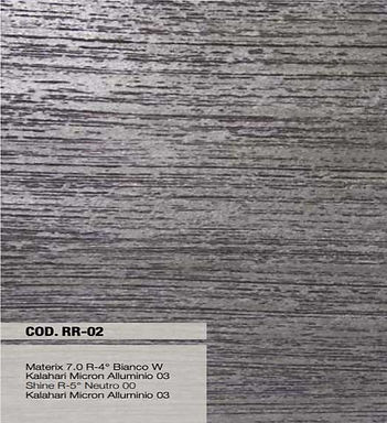 Kit Materix Effetto Roccia Rigata Teinte : COD RR-02
