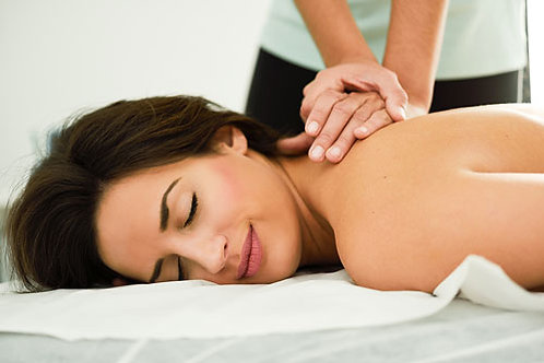 Massage Shiatsu de confort