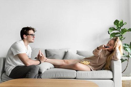 Atelier Massage Couple | Duo Réflexologie Plantaire