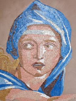 portrait-sybille-delphes-mosaique