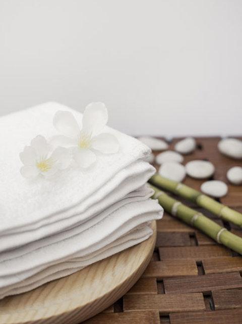 Massage Silhouette aux Bambous